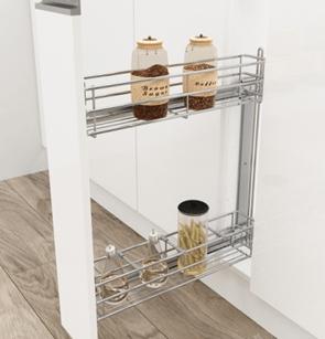 Space Genie Pullout Kitchen Storage