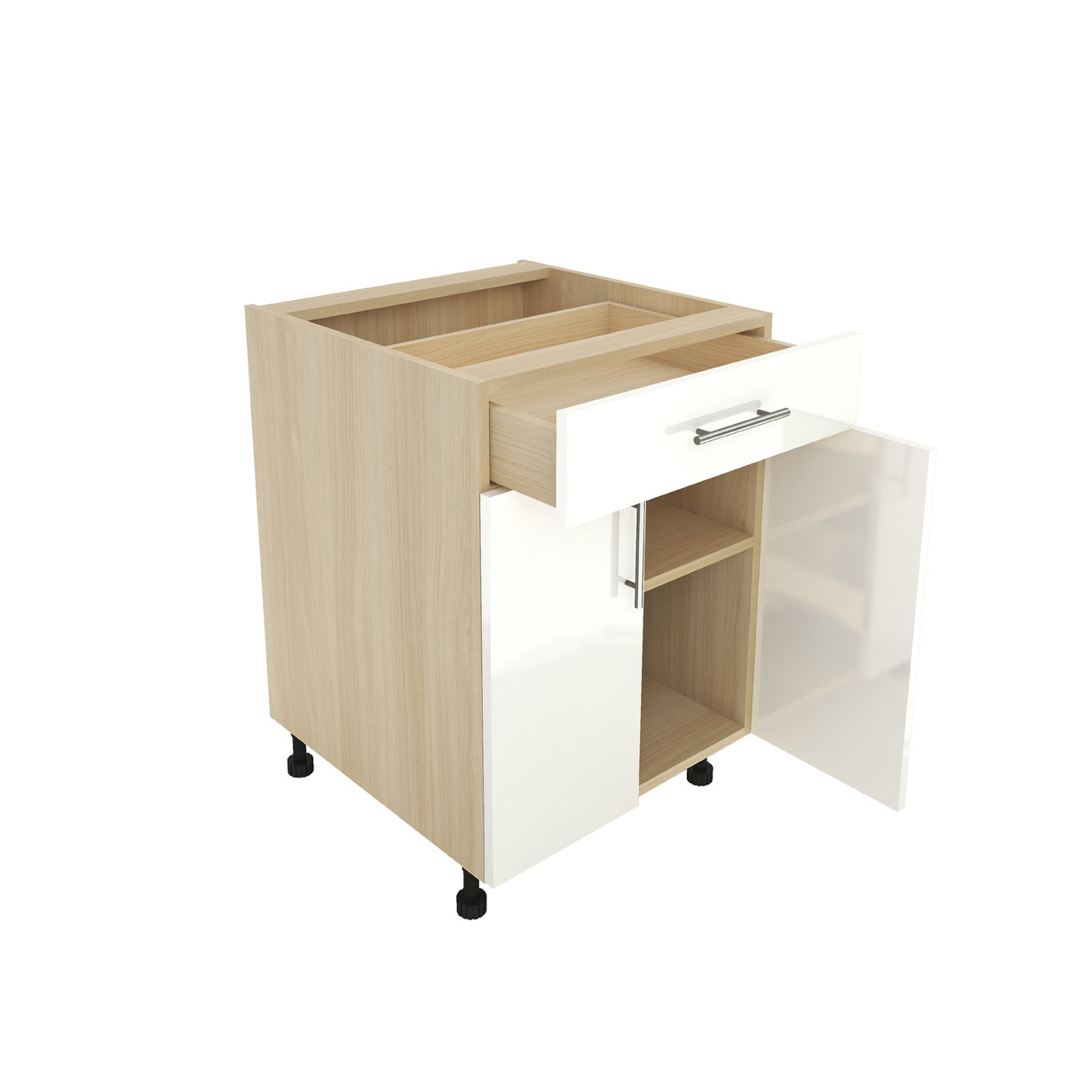 Base 1 Drawer Top Cabinet